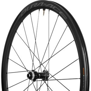 Shimano Dura-Ace 9170 C40 Carbon Disc Brake Road Wheelset - Tubeless