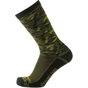 Showers Pass Lightweight Waterproof Socks - Crosspoint Camo