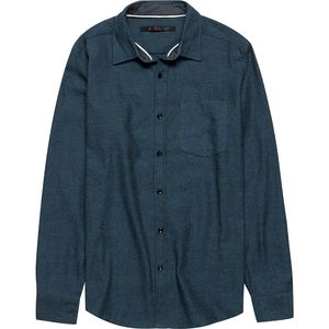 Stoic Beaver Solid Flannel Shirt - Men's