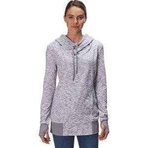 Stoic Heather Fleece Pullover Sweatshirt - Women's