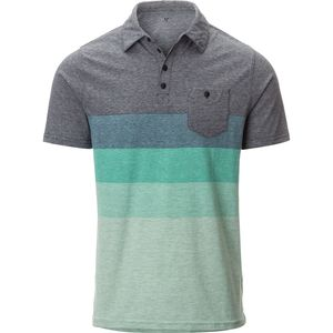 Stoic Mercury Colorblock Polo - Men's