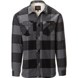 Stoic A-Frame Sherpa Shirt Jacket - Men's Online Cheap