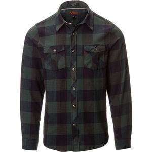 Stoic Evergreen Flannel Shirt - Men's
