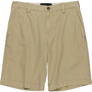 Stoic Flat Front Twill Hiking Short - Men's