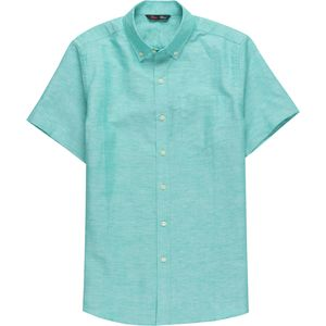 Stoic Road Trip Button-Up Shirt - Men's