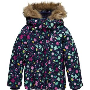 Stoic Wildflower Printed Ski Jacket - Girls'