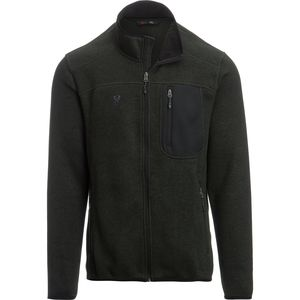 Stoic Sequoia Sweater Fleece Jacket - Men's