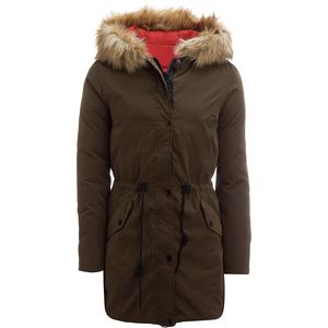 Stoic Montauk Insulated Military Parka - Women's