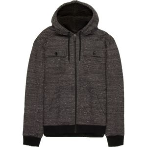Stoic Sherpa Lined Full-Zip Hoodie - Men's