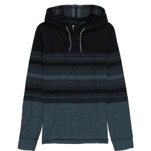 Stoic Abyss Hooded Henley - Men's