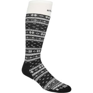 Stoic Fair Isle Casual Winter Socks