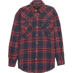 Stoic Mesa Western Flannel Shirt - Men's