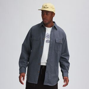 Stoic Hemlock Heavyweight Chamois Shirt - Men's