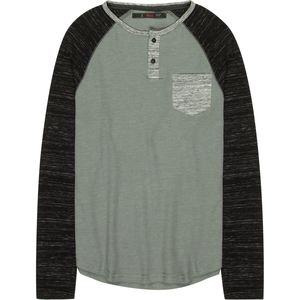Stoic Iron Hills Colorblock Henley - Men's