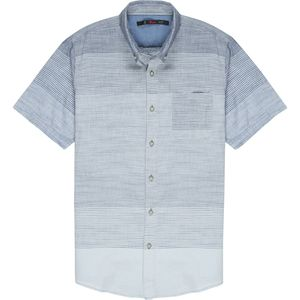 Stoic Vista Stripe Chambray Shirt - Men's