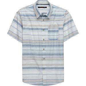 Stoic Oceania Stripe Shirt - Men's