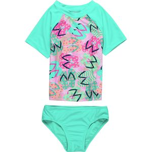 Stoic Sandal Rashguard Swim Set - Girls'