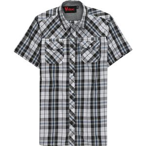 Stoic Strata Plaid Shirt - Men's