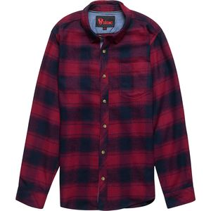 Stoic Buckhorn Flannel Shirt - Men's