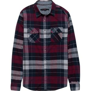 Stoic Crockett Flannel Shirt - Men's