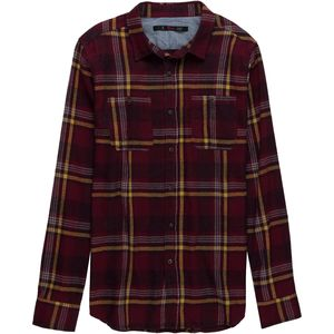 Stoic Maroon Bells Flannel Shirt - Men's