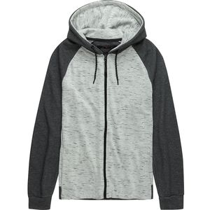 Stoic Blocked Raglan Full-Zip Hoodie - Men's