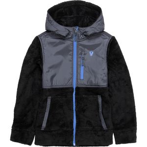 Stoic Hooded Fleece Jacket - Boys'