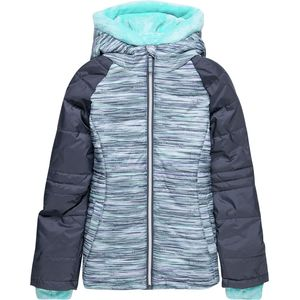Stoic Sherpa Collar Insulated Jacket - Girls'