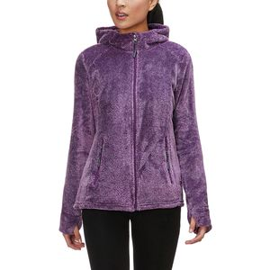 Stoic Hooded Fleece Jacket - Women's