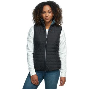 Stoic Sherpa Lined Insulated Vest - Women's