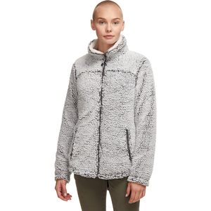 Stoic Long Pile Fleece Jacket - Women's