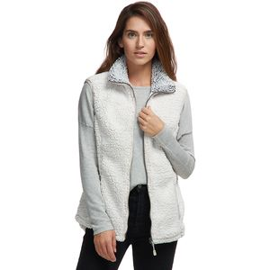Stoic Long Pile Fleece Vest - Women's