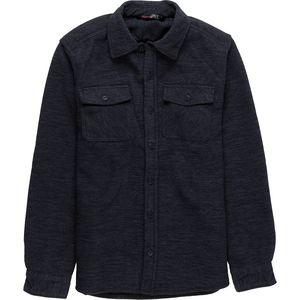 Stoic Sherpa Lined Fleece Shirt Jacket - Men's