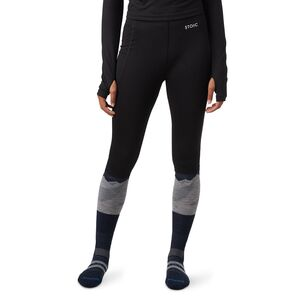Stoic Merino Blend Calf-Length Baselayer Bottom - Women's