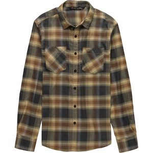 Stoic Omaha Stretch Flannel Shirt - Men's