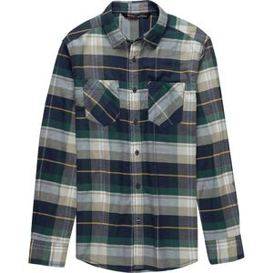 Stoic Brunswick Stretch Flannel Shirt - Men's