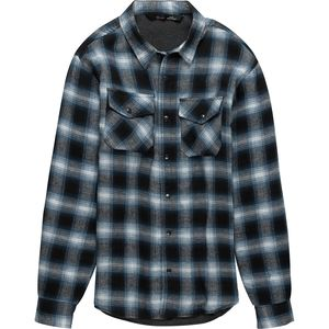 Stoic Prudhoe Thermal Lined Flannel Shirt - Men's