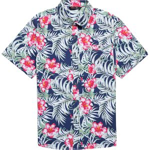 Stoic Hawaiian Fishing Shirt - Men's