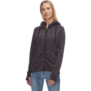 Stoic Heather Fleece Full-Zip Sweatshirt - Women's