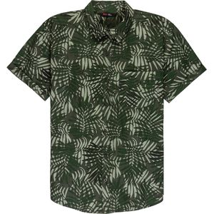 Stoic Camo Frond Shirt - Men's