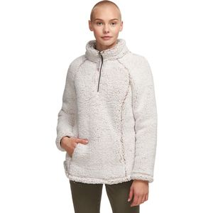 Stoic Long Pile 1/4-Zip Fleece Pullover - Women's