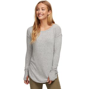 Stoic Cozy Long-Sleeve Sweater Tunic - Women's