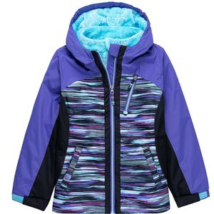 Stoic Colorblock Fleece Lined Jacket - Girls'