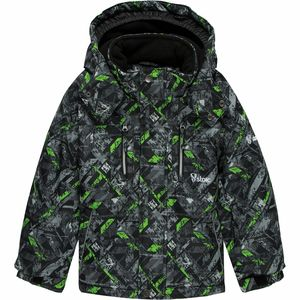 Stoic Geometric Printed Ski Jacket - Boys'