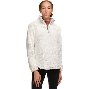 Stoic 1/4 Zip Cozy Fleece - Women's