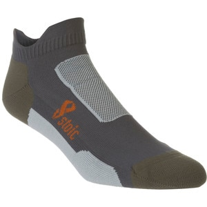 Stoic Synth Trail No-Show Sock - 2-Pack - Women's