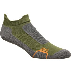 Stoic Merino Comp Trail No-Show Sock - 2-Pack
