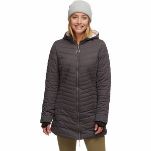 Stoic Stretch Insulated Parka - Women's