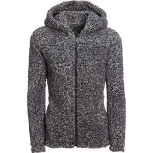 Stoic High Pile Fleece Full-Zip Hoodie - Women's thumbnail