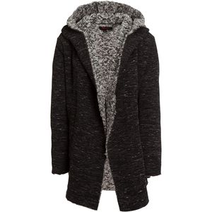 Stoic Sherpa Lined Hooded Cardigan - Women's
